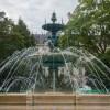 シカゴの公園にある噴水、クセが強すぎるwwww