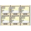 """「これは惹かれる…」京都にあるホテルの""""無機質すぎる内装""""が話題に😳"""
