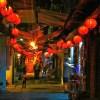 奇跡の10分間…台湾の『九份』は観光客が帰った後に本当の姿を現す😳