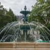 韓国・釜山にある噴水のデザインが梅田のパクリだと話題にwww