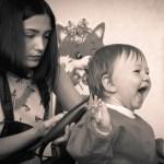 「まさに髪対応」初めてのヘアカットで今にも泣きそうな男の子に店員が…(イタリア)