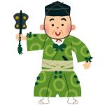 相撲の行司とデーモン閣下が並んだ画像を外国人に見せてみた結果www