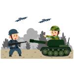 """【悲報】あの""""戦争""""がついに電車の中でも始まってしまう…"""