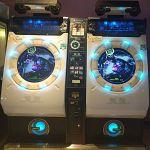 沖縄のゲームコーナーで「相変わらずmaimaiは洗濯機にしか見えないな」と思ってよーく見たら…www