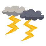 なんじゃこりゃあ!イギリスで目撃された雷が「まるで世界の終わりのようだ」と話題に
