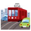 【動画】愛知県を走る路面電車の曲がり方がエグいwww