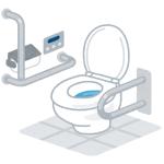 静岡のトイレにあった「消音装置」。この音で意味あるのか…?🤔