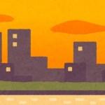 【驚愕】ニューヨークのミッドタウンが夕焼け一色になるとこんなに綺麗なのか…
