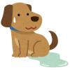 飼い犬に「オシッコシートでオシッコできたらオヤツをあげる」を繰り返した結果www