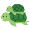 なんてマンガチック…愛知の動物園で今にも喋りかけてきそうな亀が発見されるwww