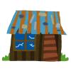 """「完全にジブリだわ…」埼玉にある""""コンビニの廃墟""""と呼ばれる家屋の外観がエモすぎるww"""