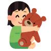 【衝撃】クマのぬいぐるみをお風呂で丸洗いした結果…www