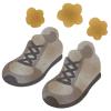 """【超楽】靴の""""つけ置き洗い""""はこうするといい、と知ってからだいぶ楽になりました"""