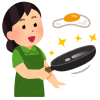 """「知らなかった…」目玉焼きを作るときは、先に""""アレ""""をフライパンに敷いておくと捗るらしい…🍳"""