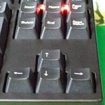 黒軸キーボード