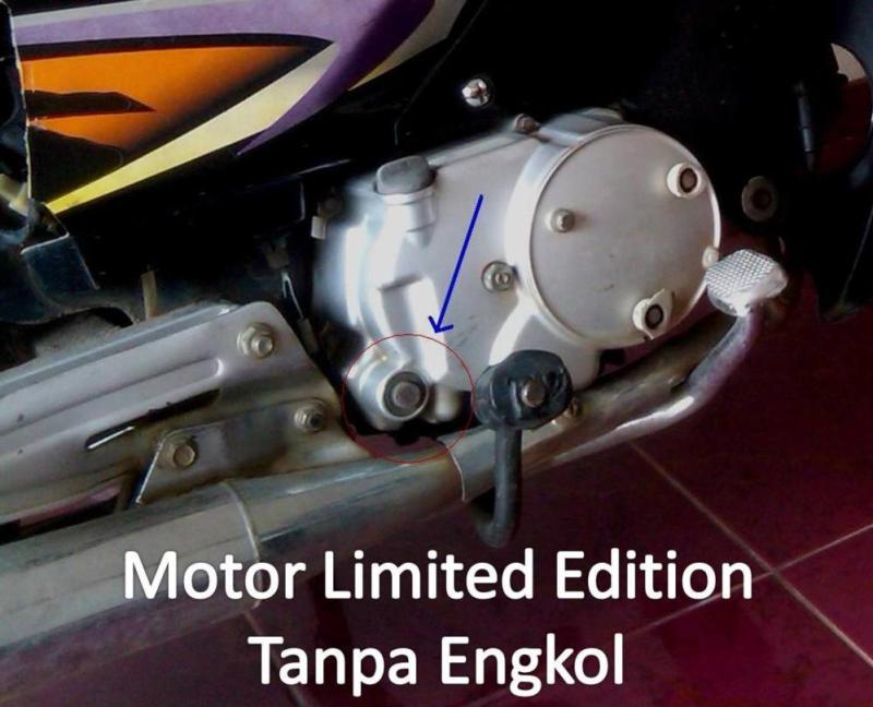 Motor Engkol Portable