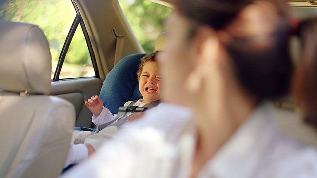 Buat Agar Anak Menikmati Perjalanan
