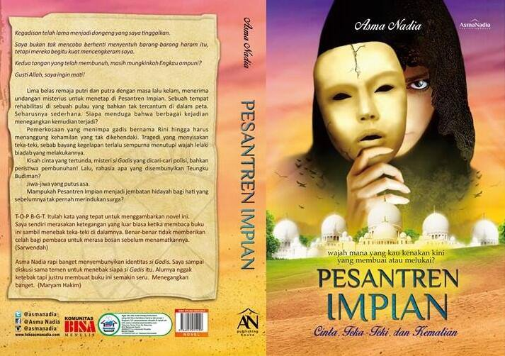 Novel Pesantren Impian