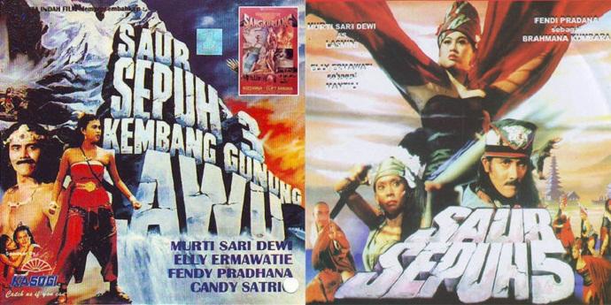 Film Laga Indonesia Jadul