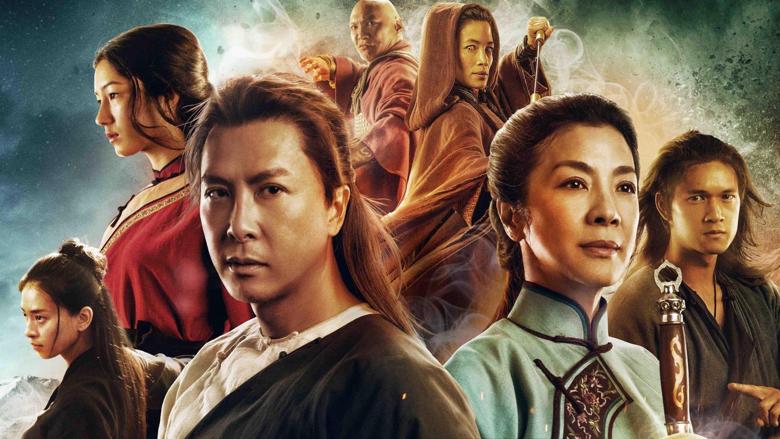 Inilah 4 Film Mandarin Terbaru dan Terlaris di Triwulan Pertama 2016