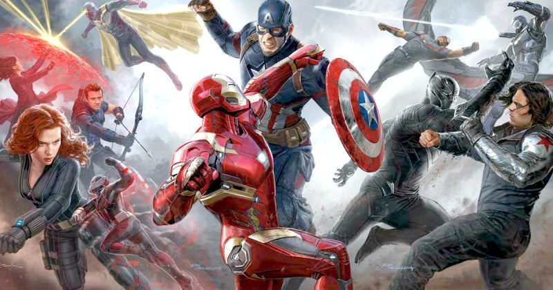 Daftar Film Captain America
