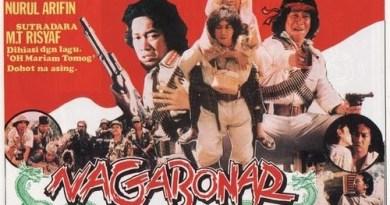 Film Nagabonar Tema Perjuangan