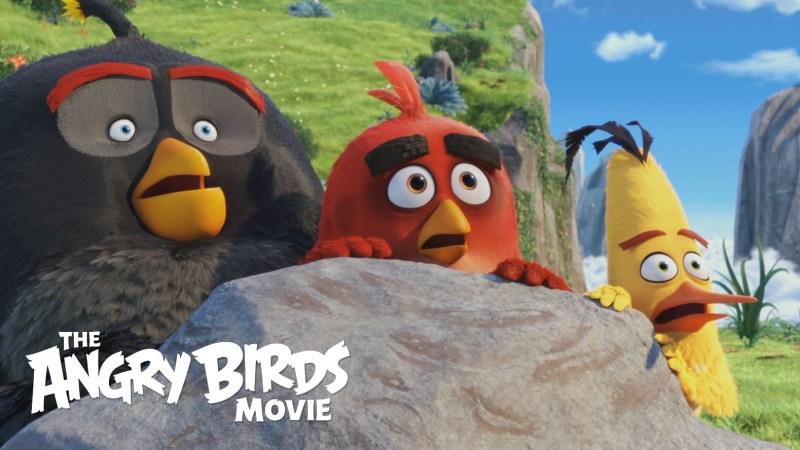 Film Lucu Terbaru Angry Birds