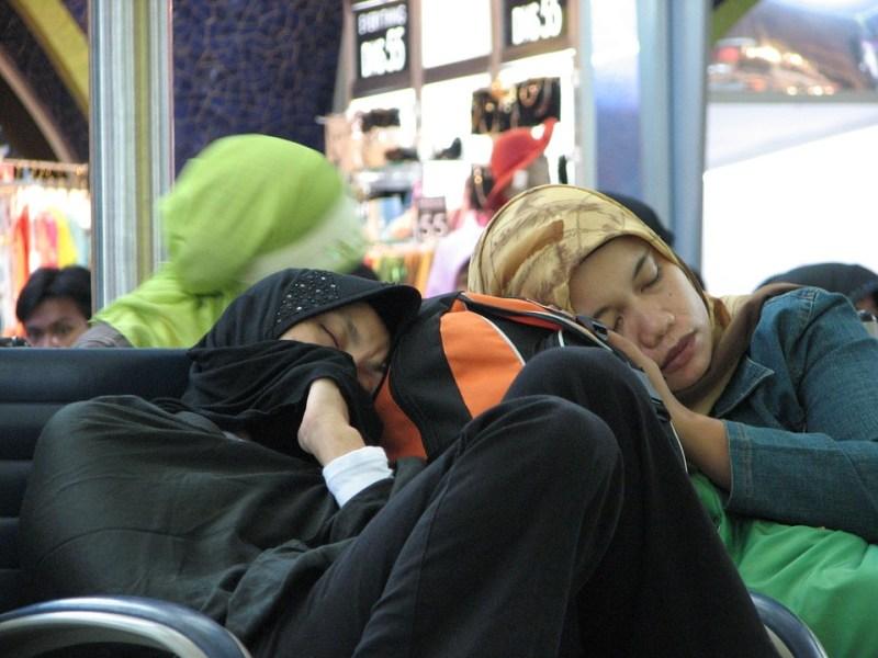 Lelah dan Mengantuk Bagi Ibu Hamil