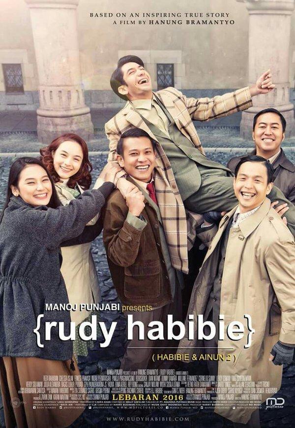 Film Baru Indonesia: Rudy Habibie