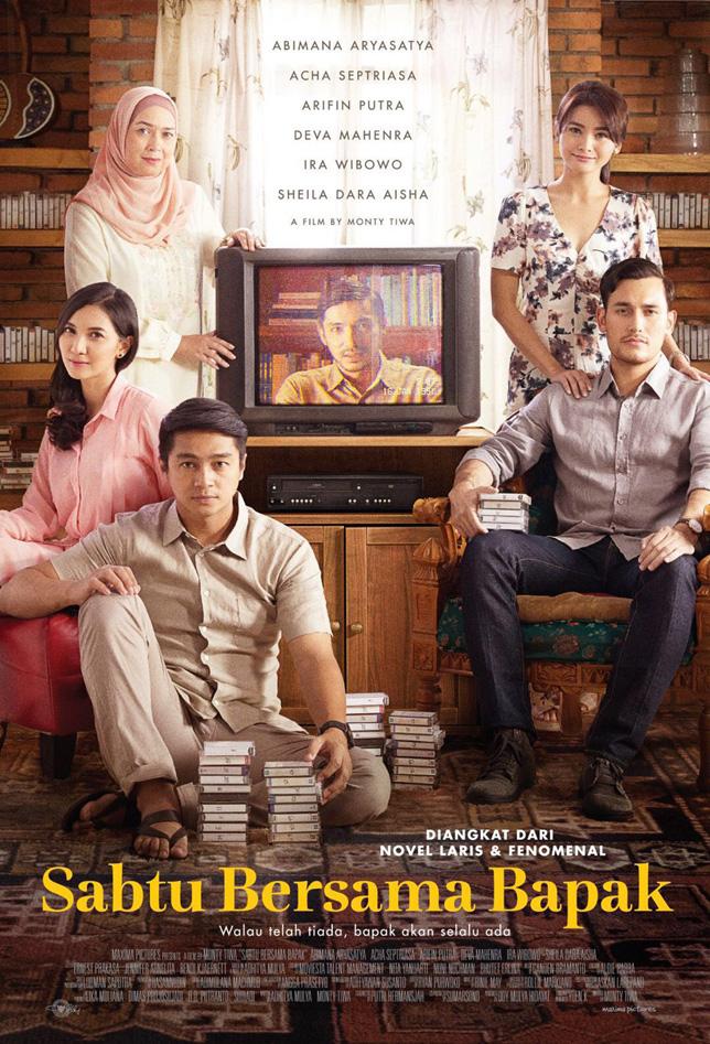 Film Baru Indonesia: Sabtu Bersama Bapak