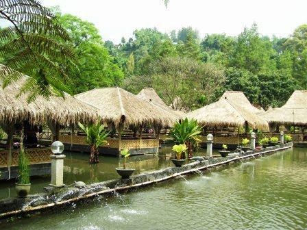 Wisata Lembang - Pemancingan