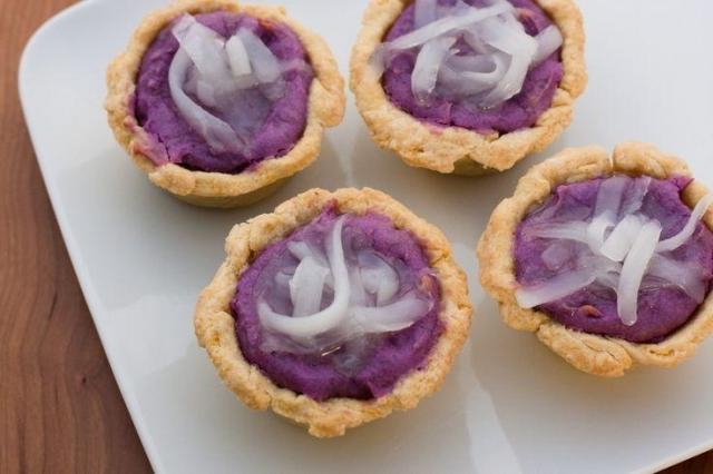 Resep Pie Biskuit Ubi