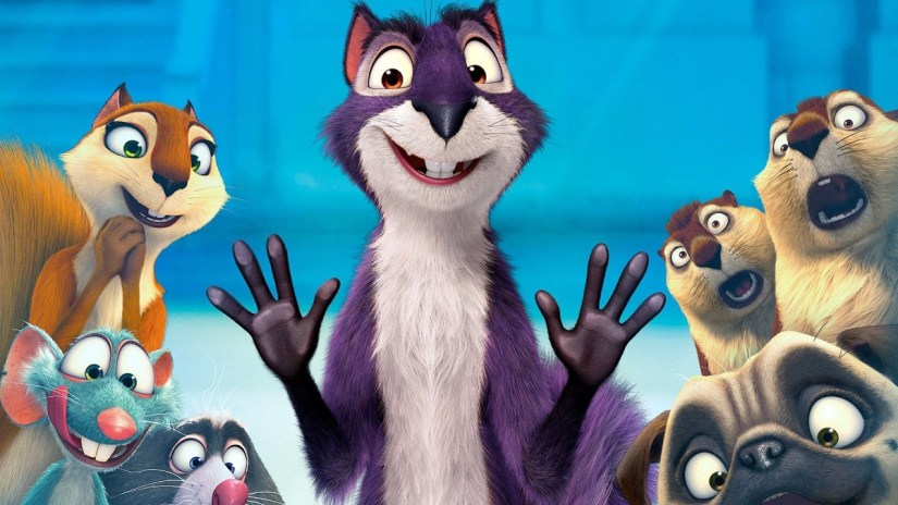The Nut Job 2 Film Animasi Terbaru