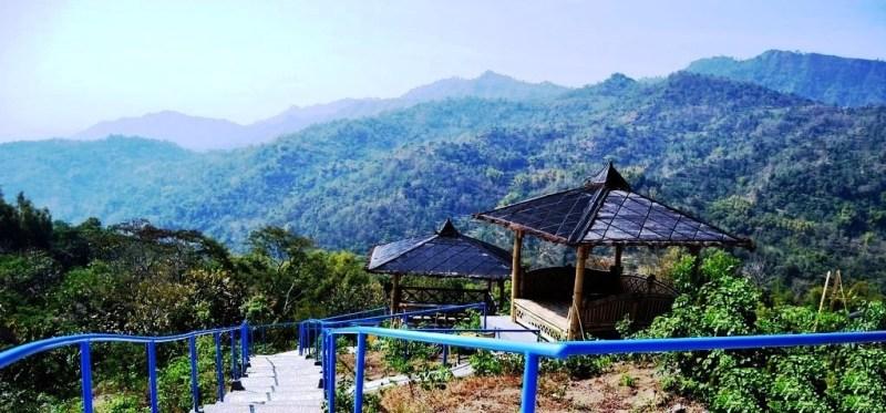 tempat wisata di Jogja terbaru dan hits di instagram