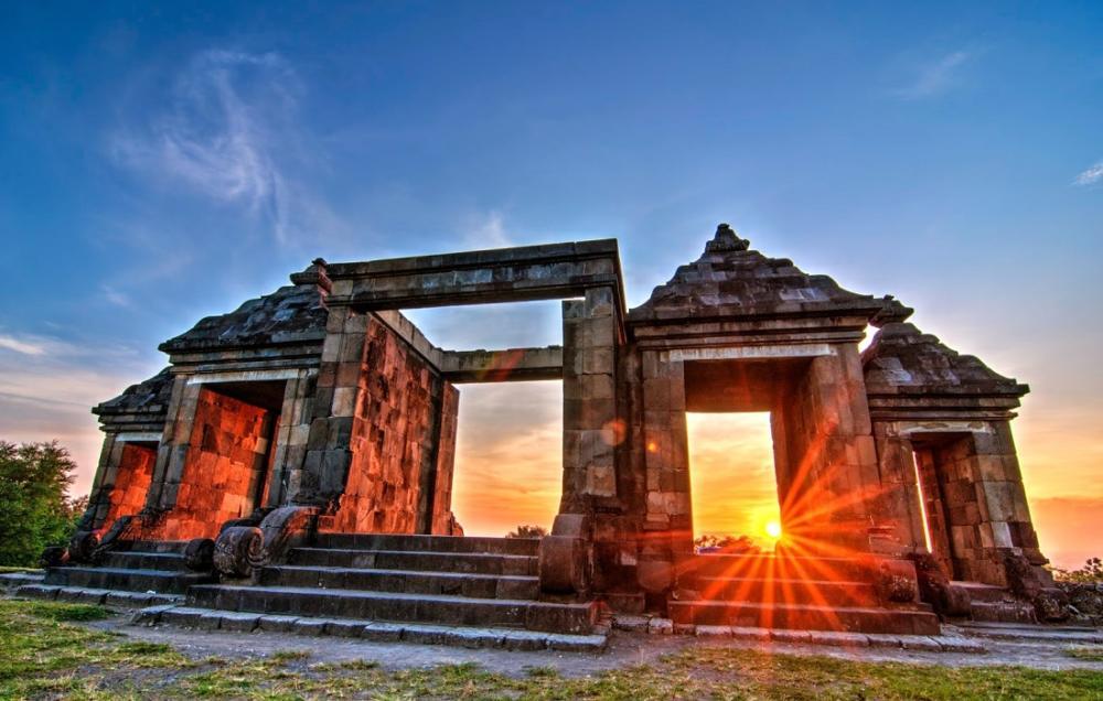 Yuk, Berwisata ke 7 Candi Eksotis di Yogyakarta Ini
