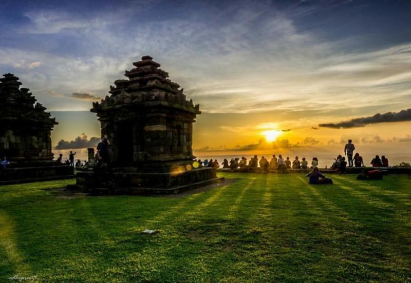 Candi Eksotis Yogyakarta