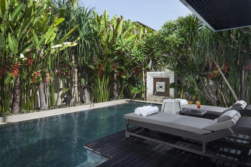 Hotel Romantis di Bali: Sakala Villas