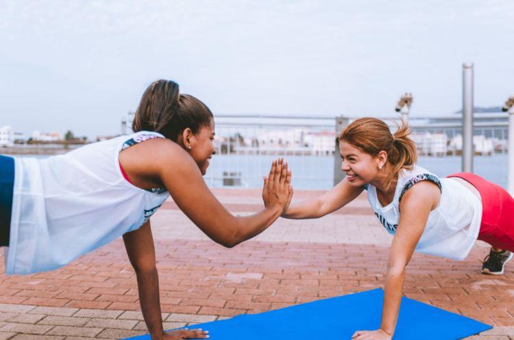 Intégration d'exercices de mobilité et de renforcement