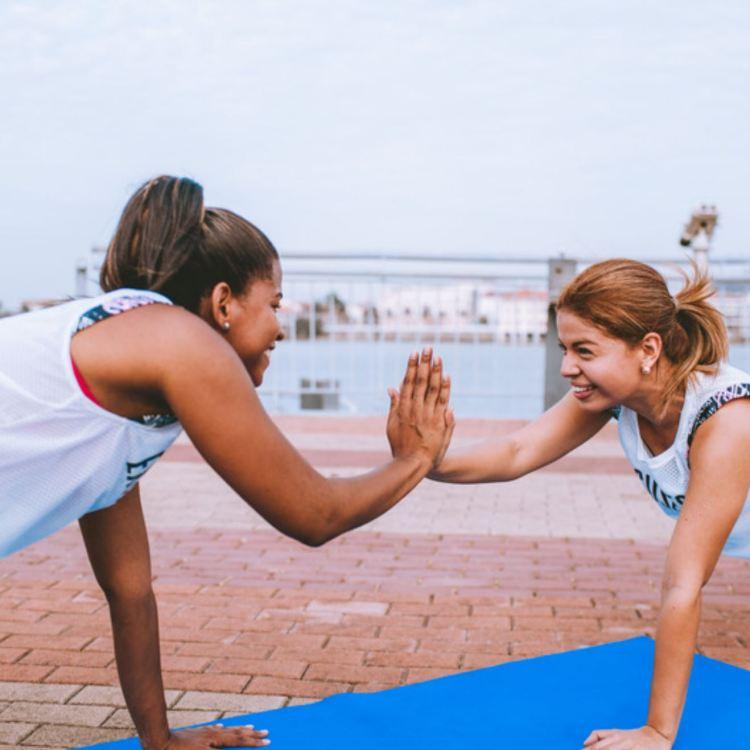 Intégration d'exercices de mobilité et de renforcement<p>