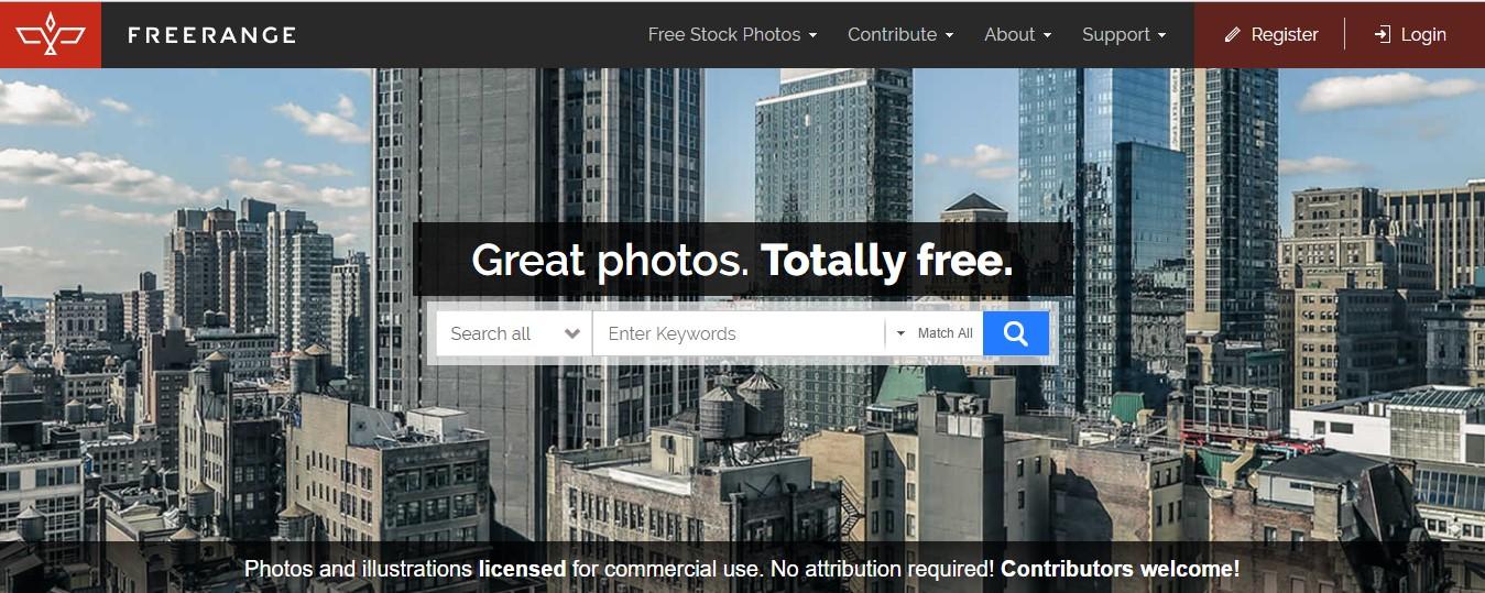 banco de imagens - banco de imagens gratuitos freerange stock - Os 17 melhores bancos de imagens gratuitos