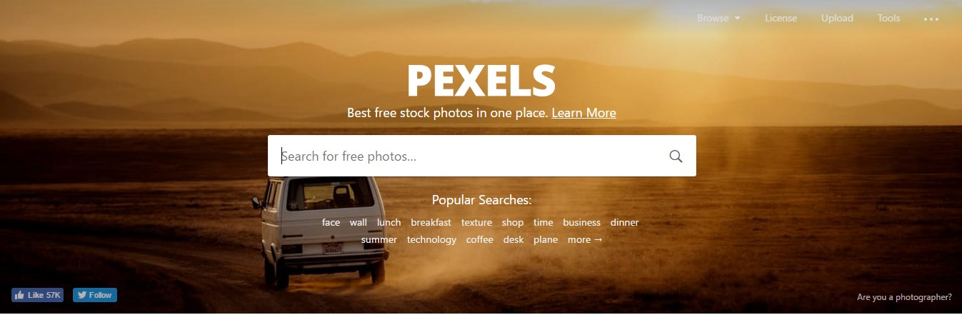 banco de imagens - banco de imagens gratuitos pexels - Os 17 melhores bancos de imagens gratuitos