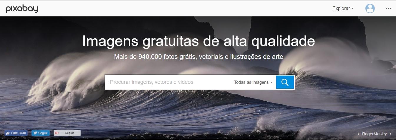 banco de imagens - banco de imagens gratuitos pixabay - Os 17 melhores bancos de imagens gratuitos