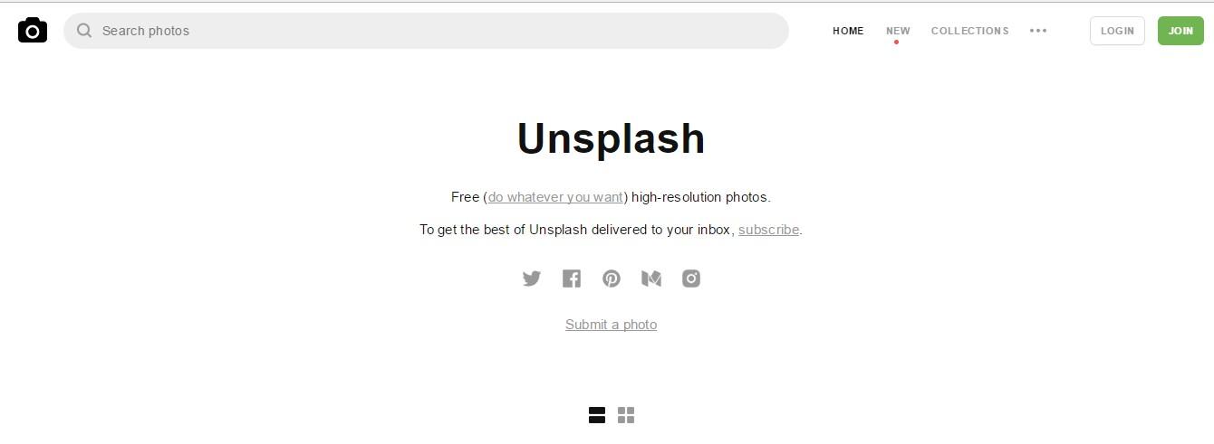 banco de imagens - banco de imagens gratuitos unplash - Os 17 melhores bancos de imagens gratuitos
