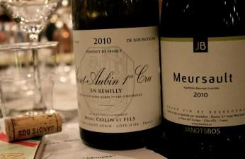 Chardonnay from Burgundy.