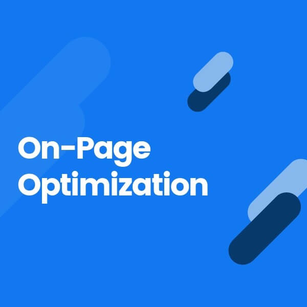 On-Page Optimization Product Image