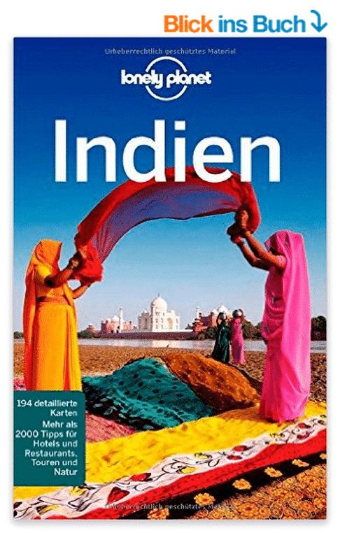 Lonely Planet Reiseführer Indien