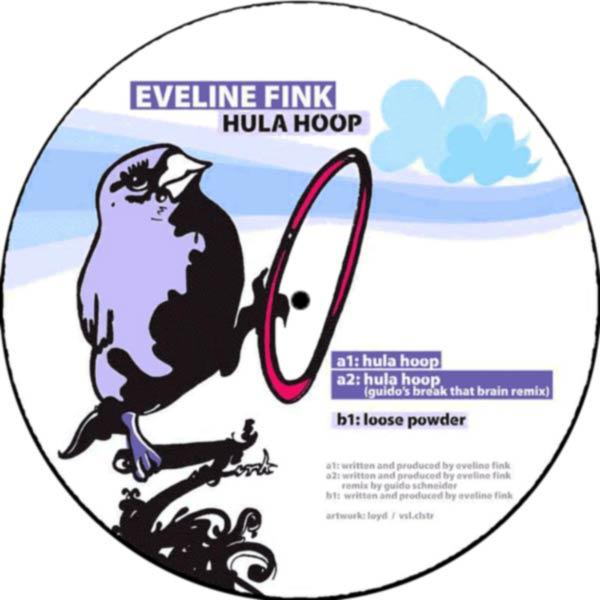 EP // Hula Hoop – Eveline Fink, Guido Schneider