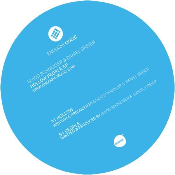 EP // Hollow People – D. Dreier, G. Schneider