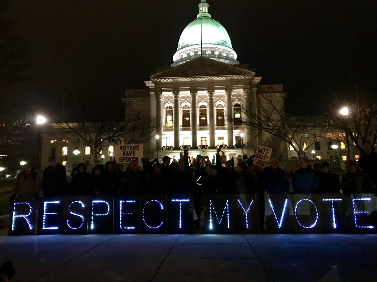 Remembering Bush As His Party Turns the Lights Out on Democracy