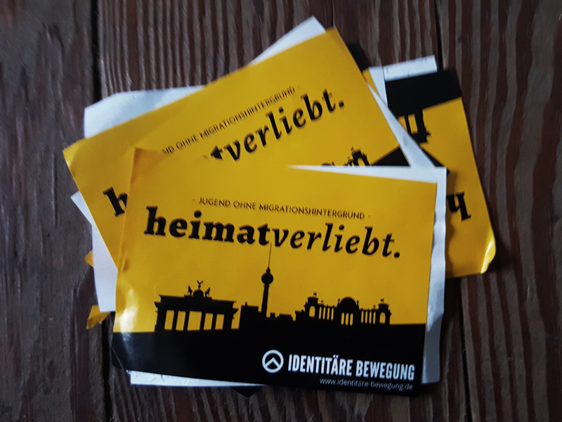 identitaeresticker